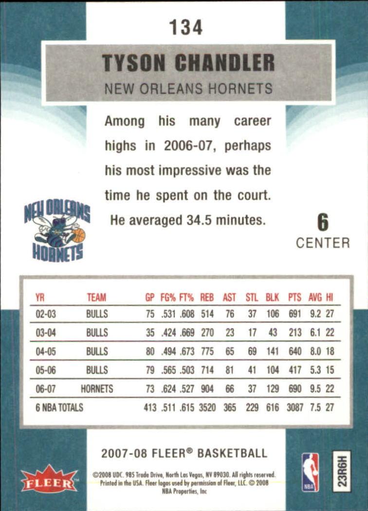 2007-08-Fleer-Basketball-1-250-Your-Choice-GOTBASEBALLCARDS thumbnail 241