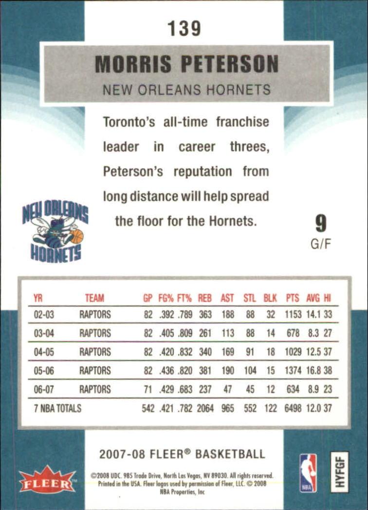 2007-08-Fleer-Basketball-1-250-Your-Choice-GOTBASEBALLCARDS thumbnail 251