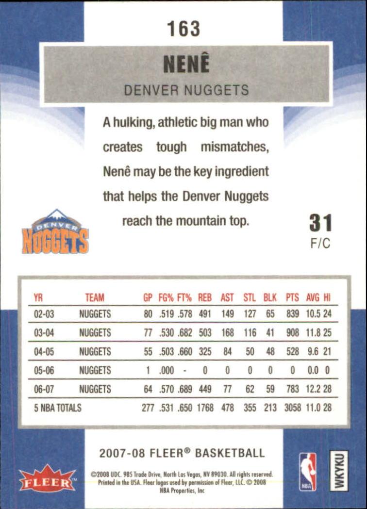 2007-08-Fleer-Basketball-1-250-Your-Choice-GOTBASEBALLCARDS thumbnail 293