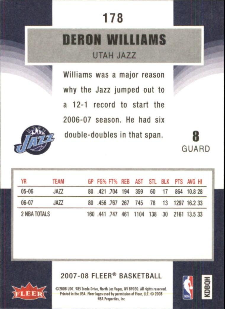 2007-08-Fleer-Basketball-1-250-Your-Choice-GOTBASEBALLCARDS thumbnail 321