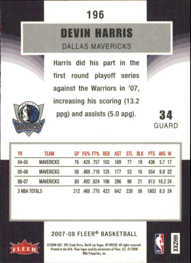 2007-08-Fleer-Basketball-1-250-Your-Choice-GOTBASEBALLCARDS thumbnail 353