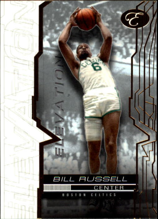 2007-08 Bowman Elevation #46 Bill Russell