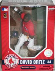 2007 McFarlane Baseball Collector's Club #10 David Ortiz