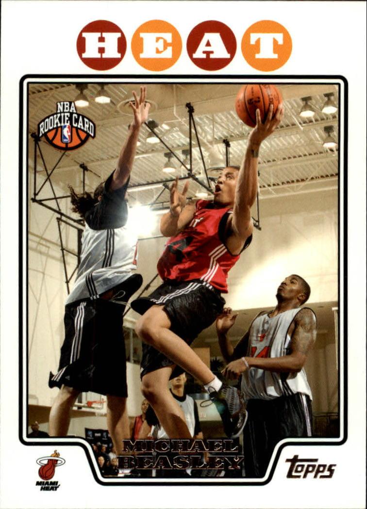 2008-09 Topps #196 Derrick Rose RC