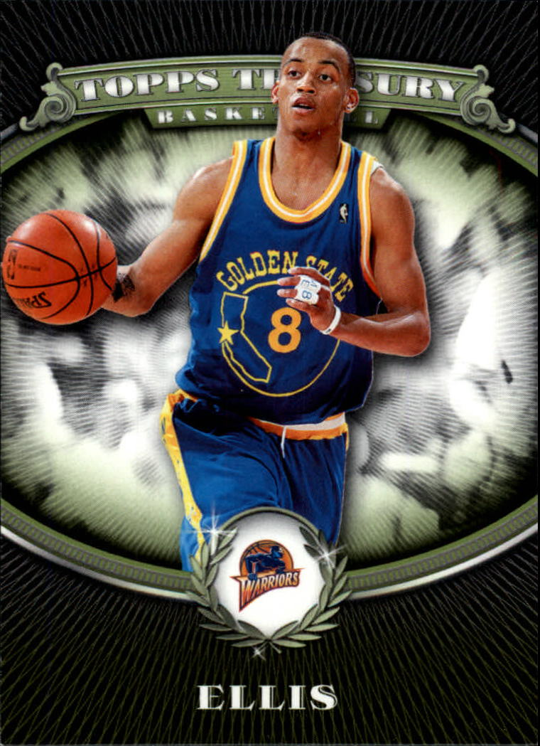 2008-09 Topps Treasury #14 Monta Ellis