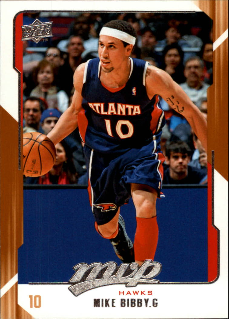 2008-09 Upper Deck MVP #5 Mike Bibby