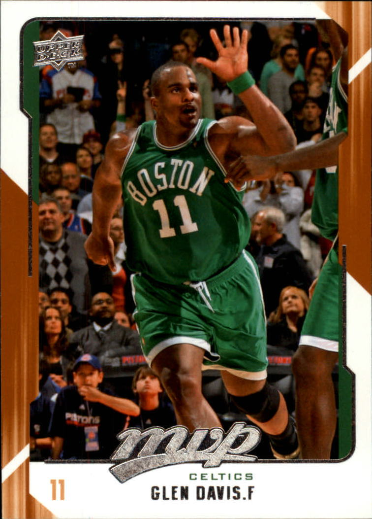 2008-09 Upper Deck MVP #8 Glen Davis