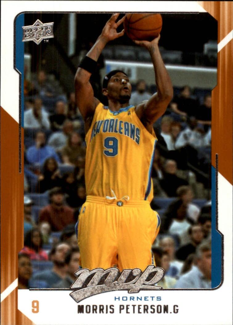 2008-09 Upper Deck MVP #104 Morris Peterson