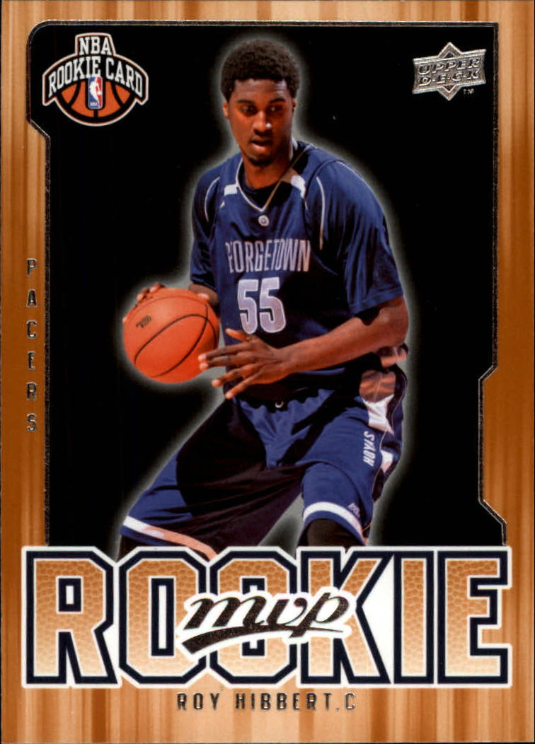 2008-09 Upper Deck MVP #217 Roy Hibbert RC