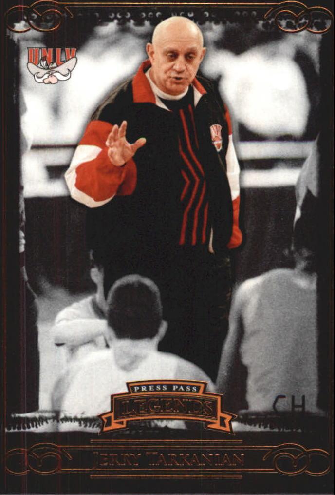2008-09 Press Pass Legends Bronze #68 Gus Williams
