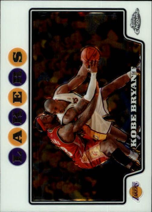 2008-09 Topps Chrome #24 Kobe Bryant