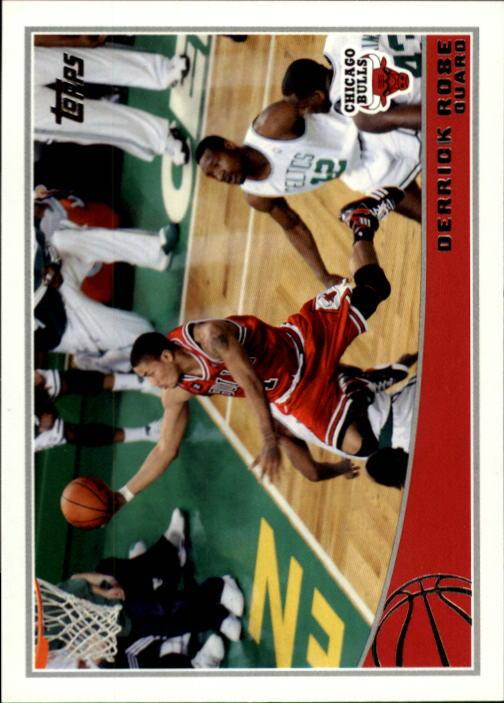 2009-10 Topps #33 Derrick Rose