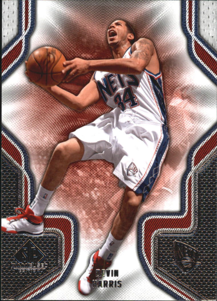 2009-10 SP Game Used #31 Devin Harris