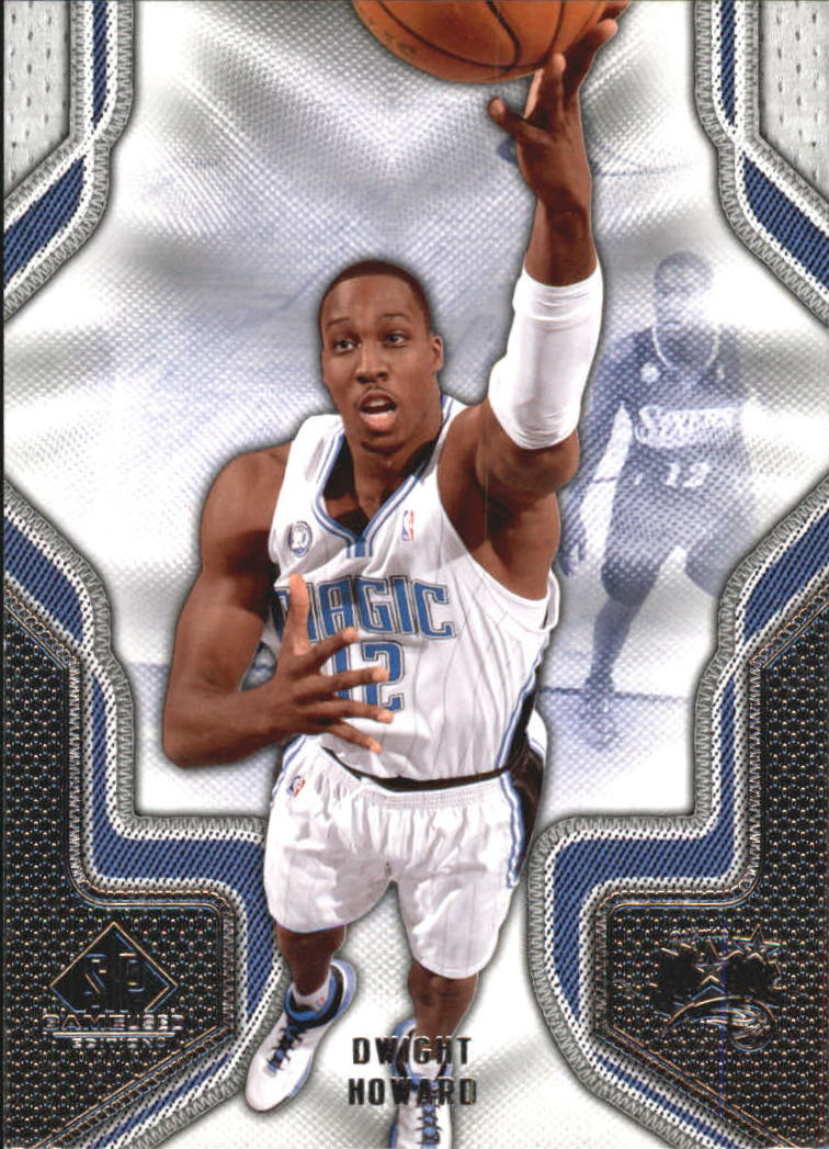 2009-10 SP Game Used #33 Dwight Howard