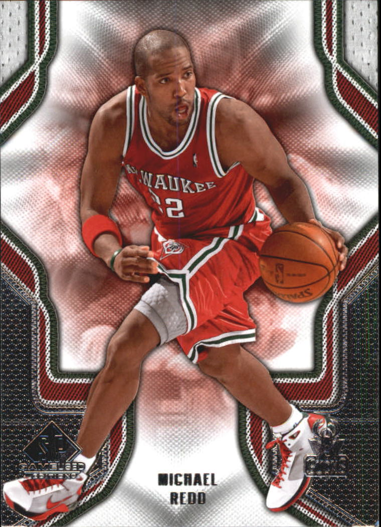 2009-10 SP Game Used #65 Michael Redd