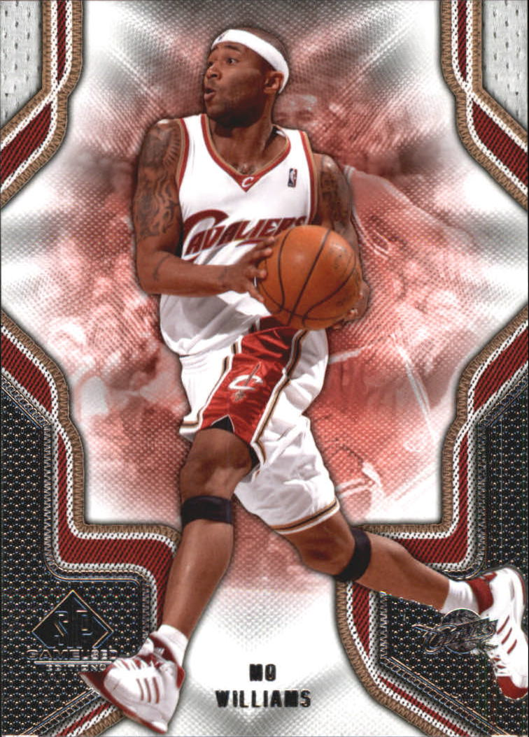 2009-10 SP Game Used #68 Mo Williams