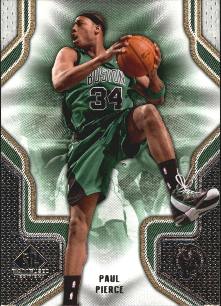 2009-10 SP Game Used #72 Paul Pierce