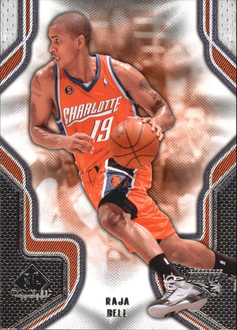 2009-10 SP Game Used #75 Raja Bell