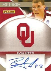2009 Panini National Convention Autographs #BG09 Blake Griffin
