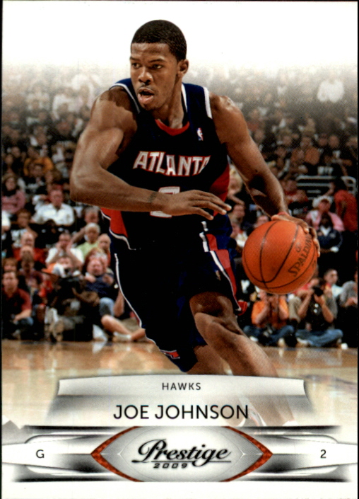 2009-10 Prestige #1 Joe Johnson