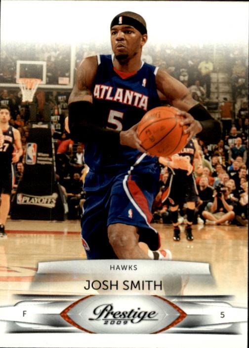 2009-10 Prestige #2 Josh Smith