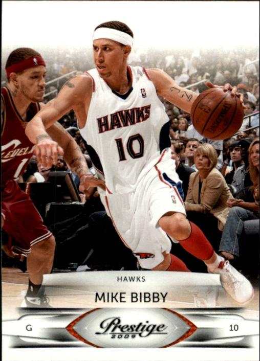 2009-10 Prestige #3 Mike Bibby