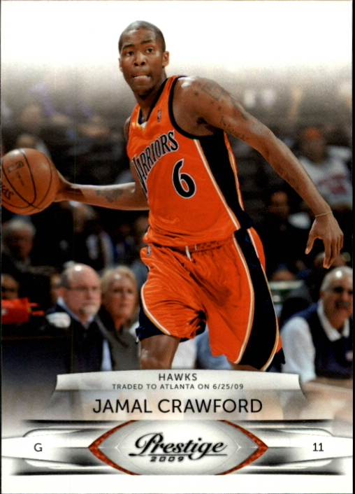 2009-10 Prestige #4 Jamal Crawford