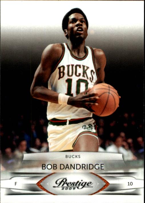 2009-10 Prestige #112 Bob Dandridge