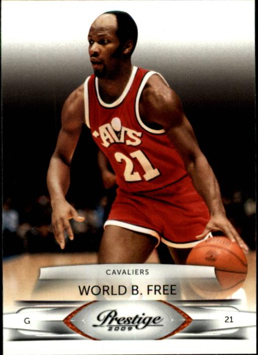 2009-10 Prestige #125 World B. Free