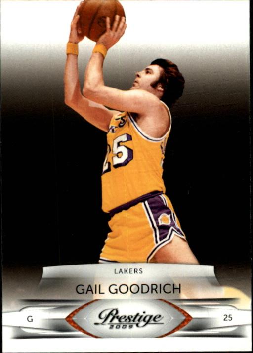 2009-10 Prestige #127 Gail Goodrich