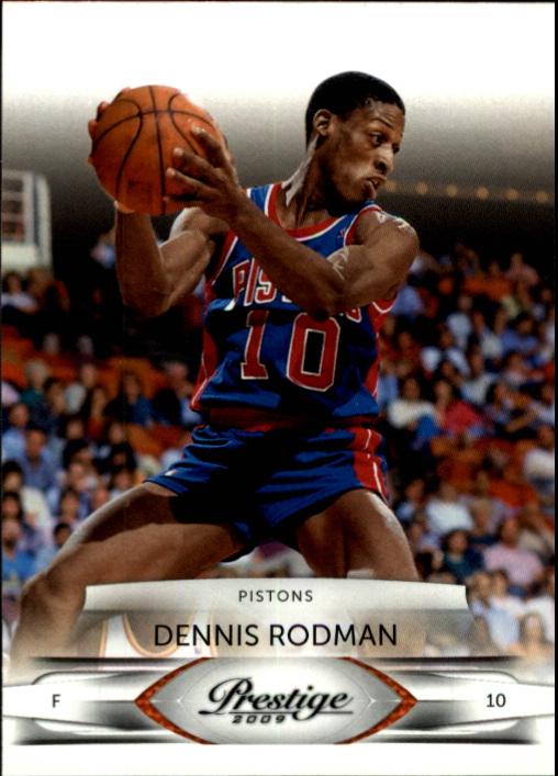 2009-10 Prestige #144 Dennis Rodman
