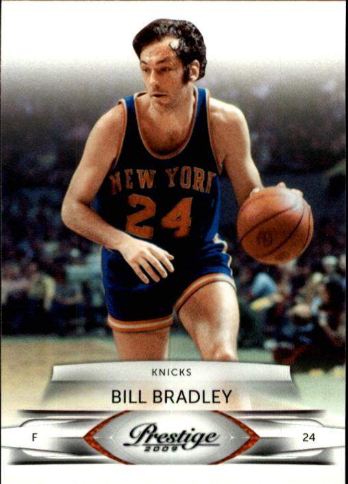 2009-10 Prestige #146 Bill Bradley