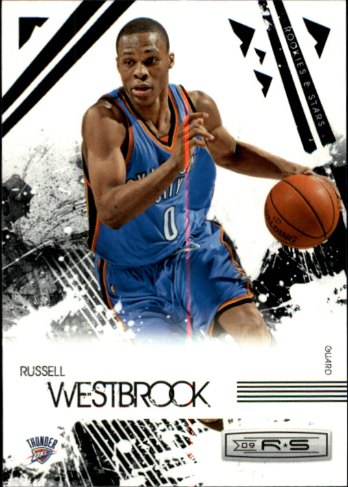 4e024f154d1549 2009-10 Rookies and Stars  68 Russell Westbrook