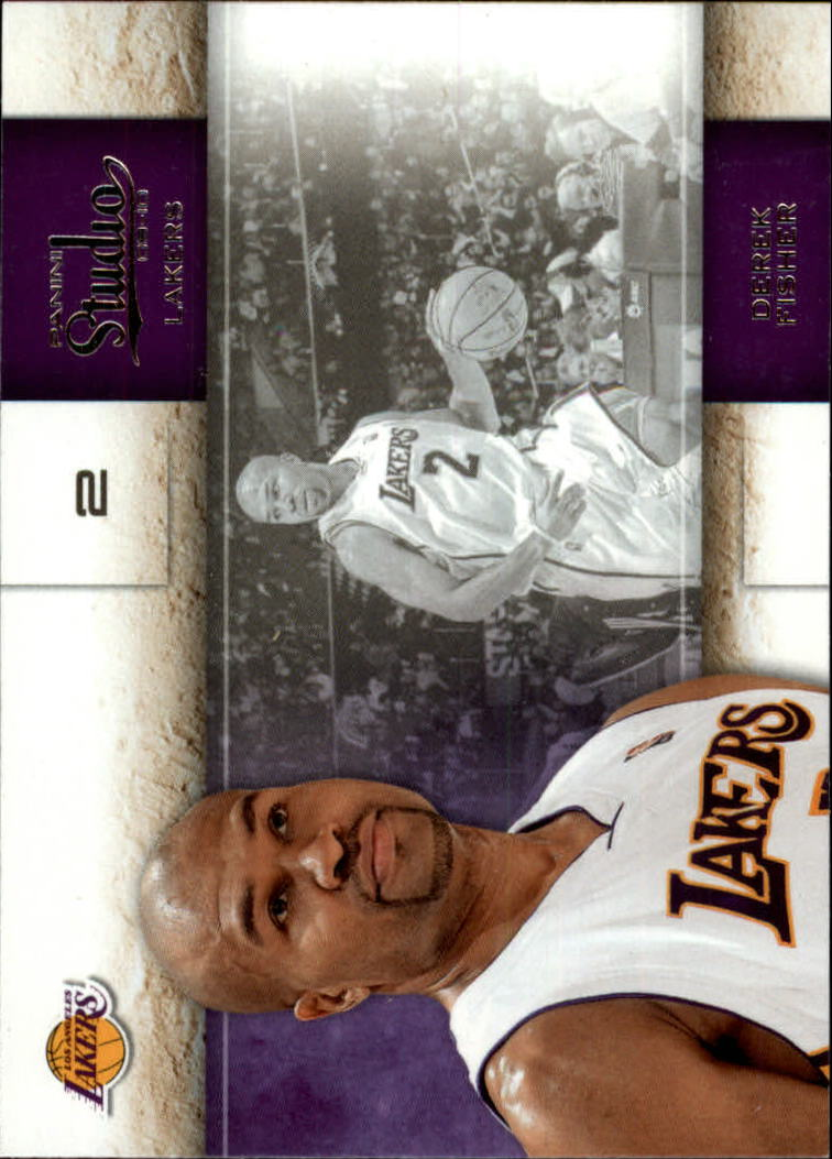 2009-10 Studio #2 Derek Fisher