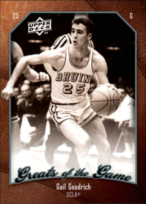 2009-10 Greats of the Game #46 Gail Goodrich