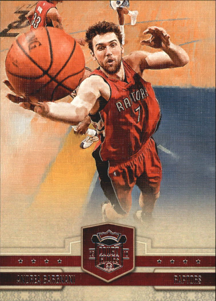 2009-10 Court Kings Silver #61 Andrea Bargnani