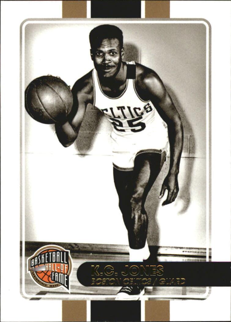 2009-10 Hall of Fame #44 K.C. Jones