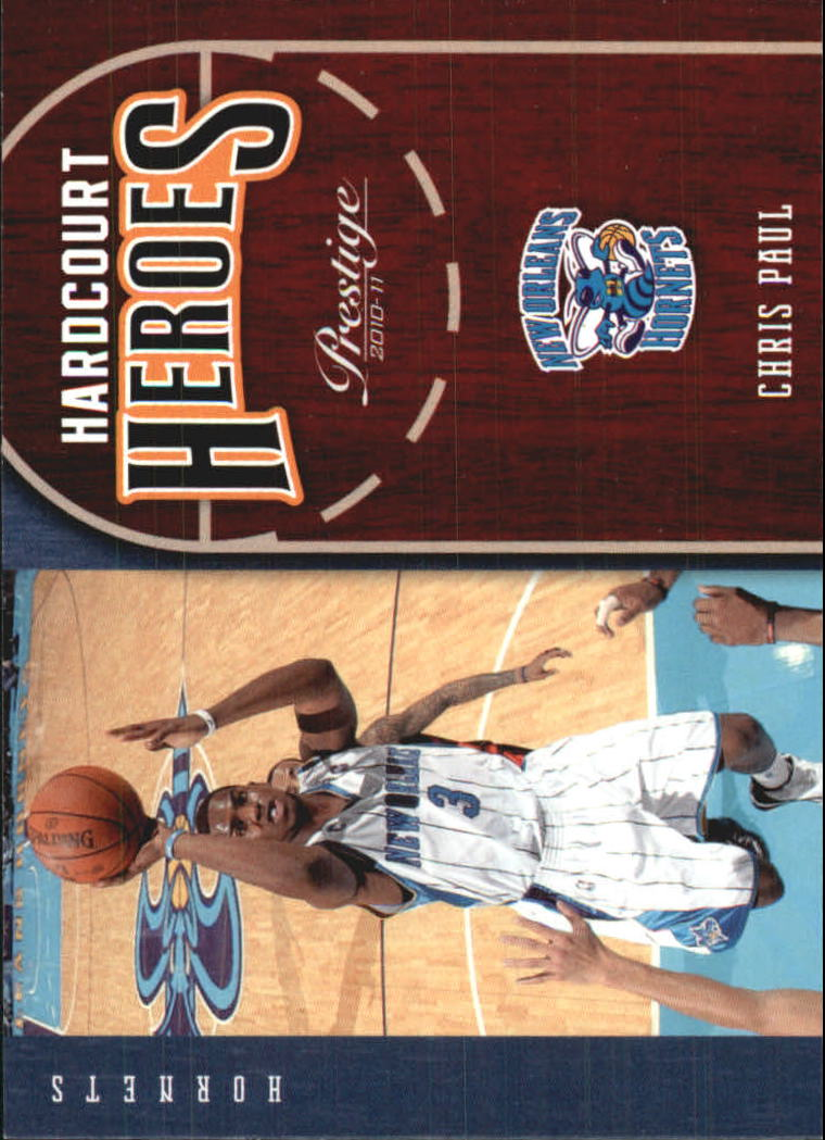 2010-11 Prestige Hardcourt Heroes #7 Chris Paul