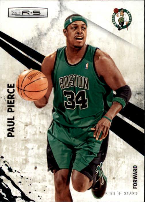 2010-11 Rookies and Stars #2 Paul Pierce