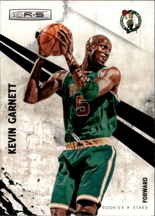 2010-11 Rookies and Stars #4 Kevin Garnett