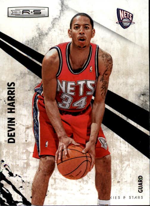 2010-11 Rookies and Stars #6 Devin Harris