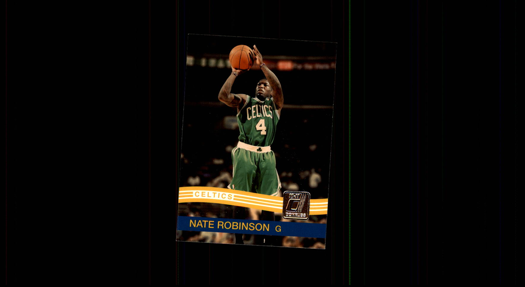 2010-11 Donruss #7 Nate Robinson