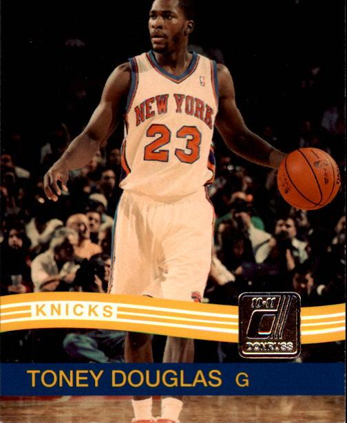 2010-11 Donruss #18 Toney Douglas