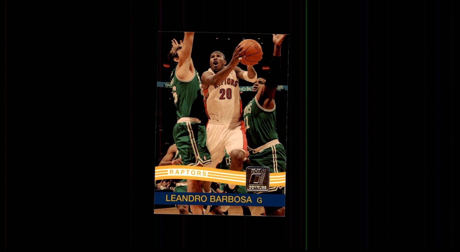 2010-11 Donruss #30 Leandro Barbosa