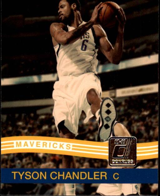 2010-11 Donruss #77 Tyson Chandler