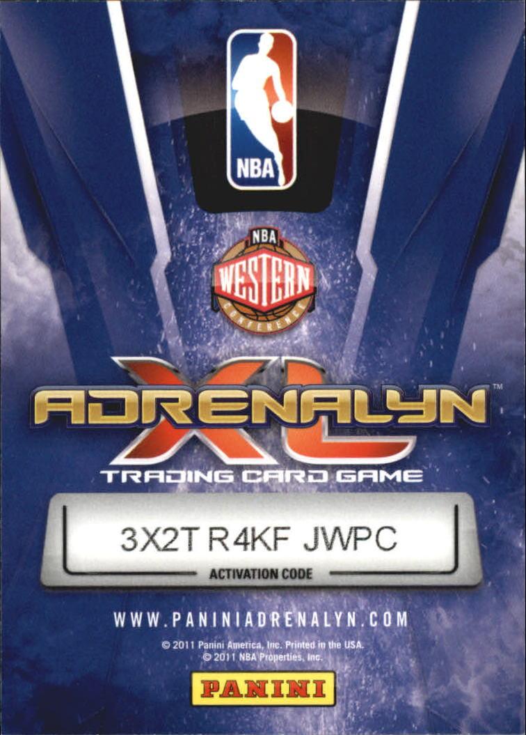 2010-11 Adrenalyn XL #106 Ekpe Udoh RC