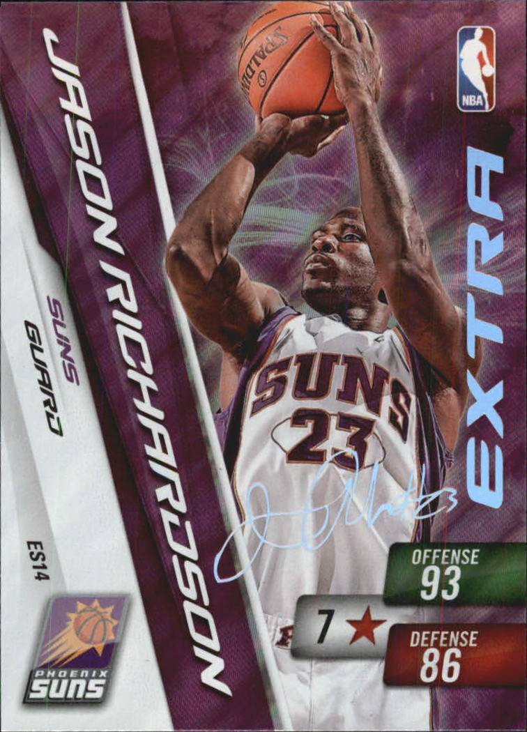 Panini nba Adrenalyn XL 2011-Jason Terry-extra SIG