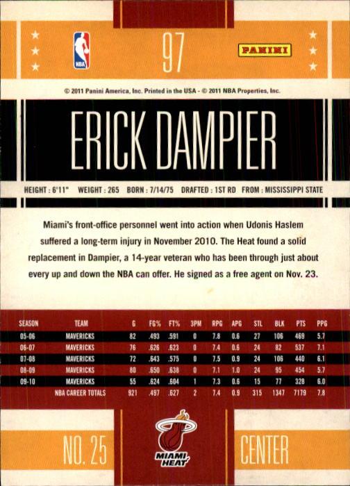 2010-11 Classics 2-baloncesto cards-nba-selección//Selection