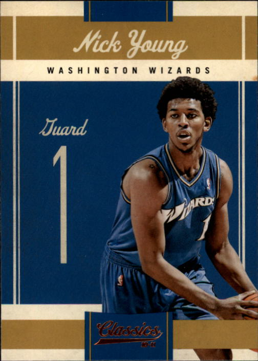 2010-11 Classics #98 Nick Young