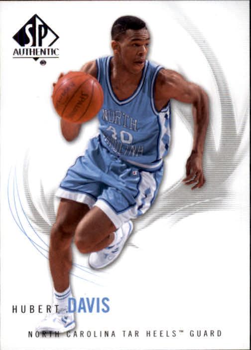 2010-11 SP Authentic #31 Hubert Davis